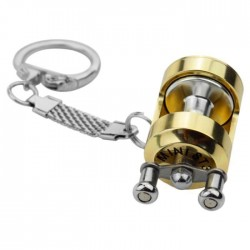 Porte-clés moulinet
