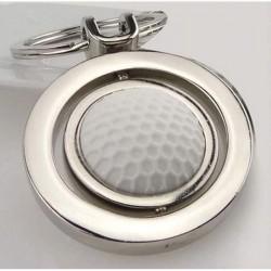 Porte-clés balle de golf