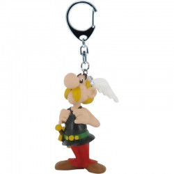 Porte-clés Astérix fier