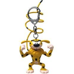 Porte-clés Marsupilami musclé