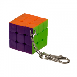 Porte-clés magic cube