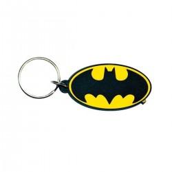 Porte-clés Batman en caoutchouc