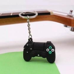Porte-clef manette de jeu vidéo