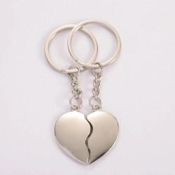 Porte-clés le coeur des...