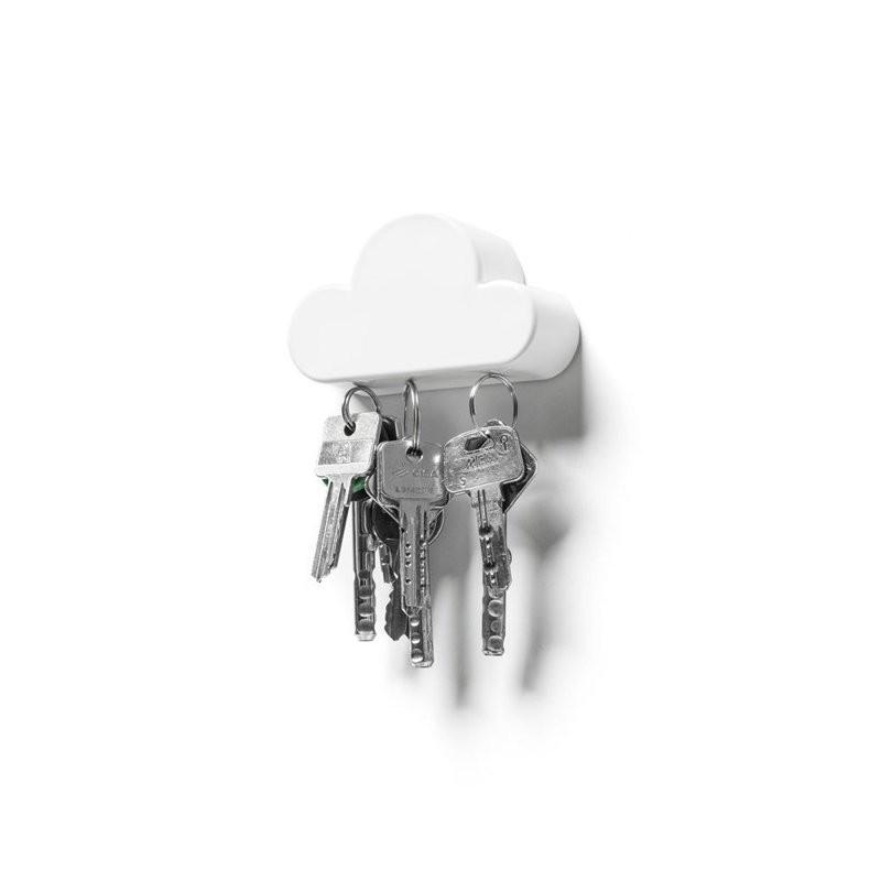 Porte-clés nuage magnétique