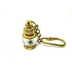 Porte-clés lampe de bateau
