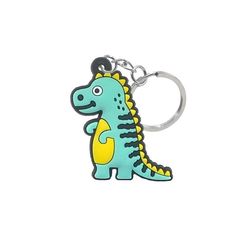 Porte clé dinosaure tyrannosaurus