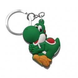 Porte clé Yoshi en PVC