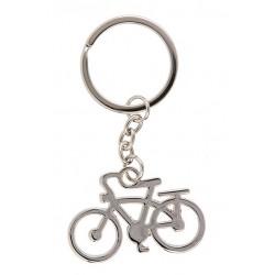 Porte-clés vélo en métal